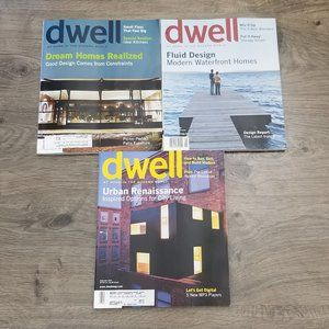 Dwell Magazine 2005 Edition